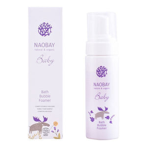 Shampooing doux Baby Bubble Naobay (150 ml) | leadershopping.fr