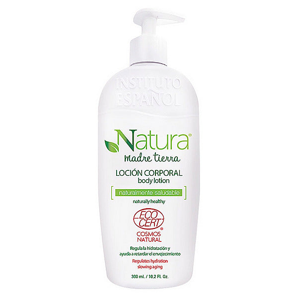 Lotion hydratante Natura Madre Tierra Instituto Español (300 ml)