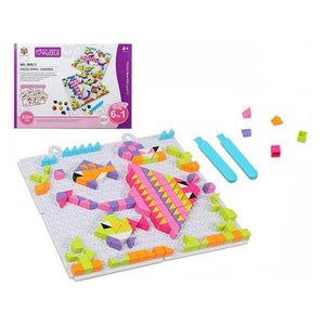 Puzzle Diy Underea 6 In 1 117974 (420 pcs) | leadershopping.fr