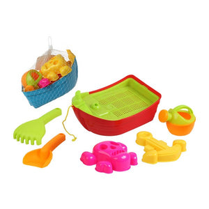 Set de jouets de plage Pirate (6 pcs)