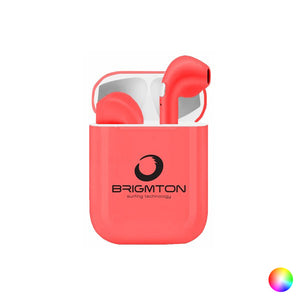Casques Bluetooth avec Microphone BRIGMTON BML-18 250 mAh | leadershopping.fr