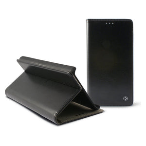 Housse Folio pour Mobile Samsung Galaxy Grand Neo KSIX Standing Noir