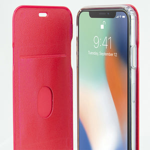 Housse Folio pour Mobile Iphone X/xs KSIX Hard Case | leadershopping.fr