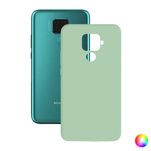 Protection pour téléphone portable Huawei Mate 30 Lite Contact Silk TPU | leadershopping.fr
