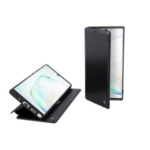 Housse Folio pour Mobile Samsung Galaxy Note 10 KSIX Standing Lite | leadershopping.fr