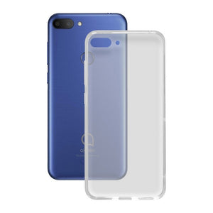 Protection pour téléphone portable Alcatel S1 Flex Transparent | leadershopping.fr