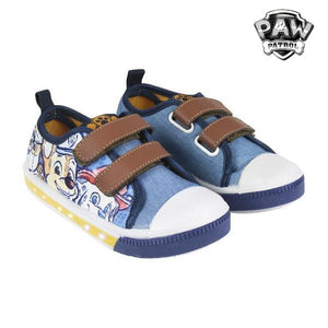 Baskets Casual avec LED The Paw Patrol 73615 Blue marine