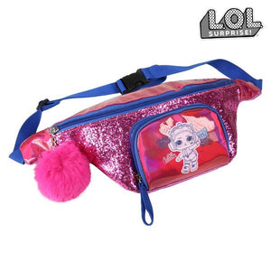 Sac banane LOL Surprise! 72686 Fuchsia | leadershopping.fr