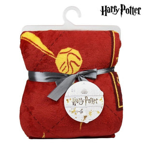 Couverture en flanelle Harry Potter 74520 Rouge (120 X 160 cm) | leadershopping.fr