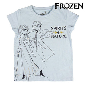 Ensemble de Vêtements Frozen Bleu (2 Pcs) | leadershopping.fr