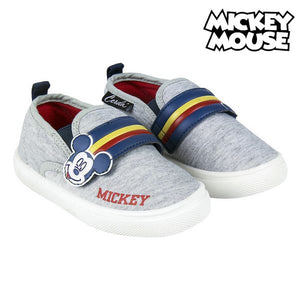 Chaussures casual enfant Mickey Mouse Gris