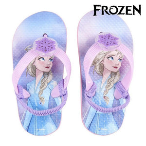 Tongs avec LED Frozen | leadershopping.fr