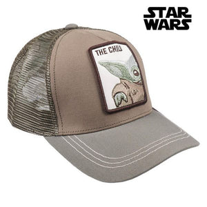 Casquette The Mandalorian (58 cm) Marron | leadershopping.fr