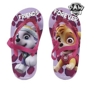 Tongs The Paw Patrol 72350 | leadershopping.fr
