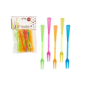 Ensemble à apértif Plastique (1,5 x 14 x 10 cm) 30 pcs | leadershopping.fr