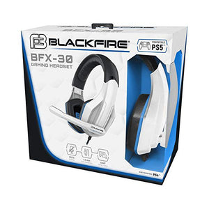 Casques avec Micro Gaming BFX-30B PS5 | leadershopping.fr