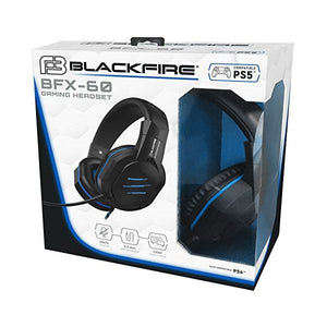 Casques avec Micro Gaming BFX-60 PS5 | leadershopping.fr