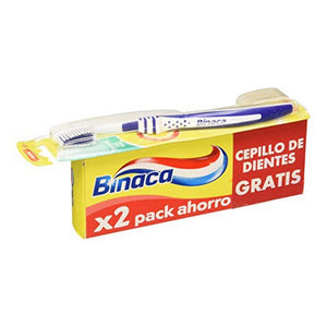 Dentifrice Binaca Yellow Binaca (2 pcs) | leadershopping.fr