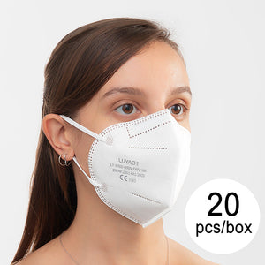 Masque Respiratoire de Protection FFP2 NR LY-N900-N909 (Pack de 20)