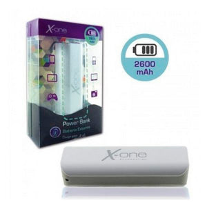 Power Bank Ref. R201184 2600 mAh Gris
