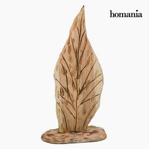 Figurine Décorative Volet Bois by Homania | leadershopping.fr