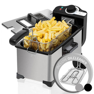 Friteuse Cecotec Cleanfry 3 L 2000W | leadershopping.fr
