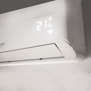Air Conditionné Split EnergySilence 12000 AirClima Connected Cecotec A++/A+ 3000 fg/h WiFi | leadershopping.fr