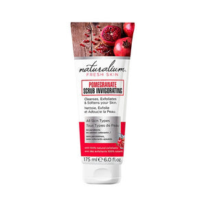 Lotion exfoliante Pomegranate Naturalium (175 ml)