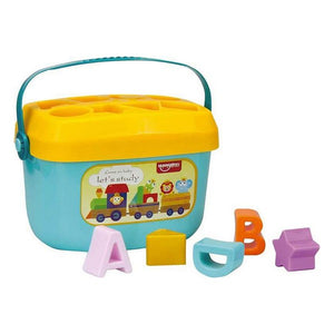 Jouet éducatif Baby's First Blocks (16 pcs)