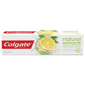 Dentifrice Natural Extracts Colgate (75 ml) | leadershopping.fr