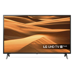 "TV intelligente LG 43UM7100PLB 43"" 4K Ultra HD LED WiFi Noir"