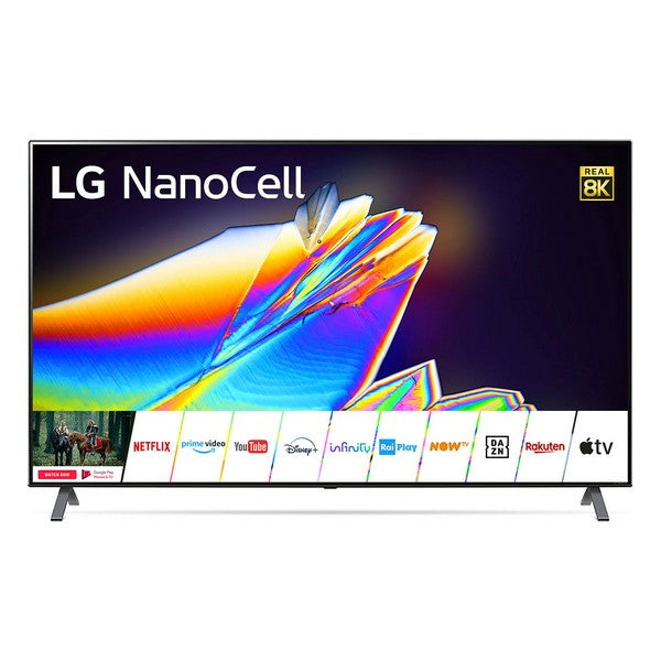 "TV intelligente LG 55NANO956 55"" 8K Ultra HD NanoCell WiFi Argenté"