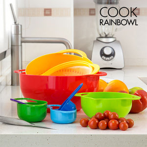 Ustensiles de Cuisine Cook Rainbowl | leadershopping.fr