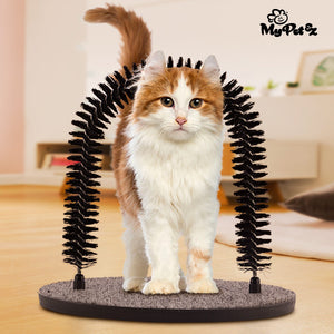 Arche de massage pour chats My Pet EZ | leadershopping.fr