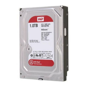 "Disque dur Western Digital Red WD10EFRX 3.5"" 1 TB Sata III 7200 rpm Buffer 64 MB"