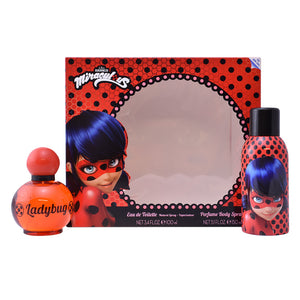 Set de Parfum Enfant Miraculous Ladybug Cartoon (2 pcs)