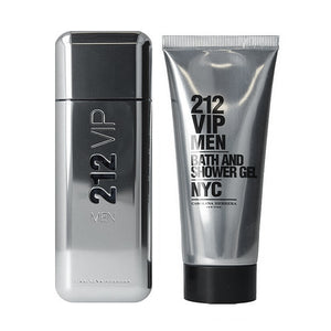 Set de Parfum Homme 212 Vip Carolina Herrera (2 pcs) | leadershopping.fr