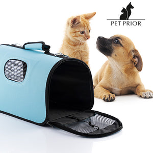 Sac de Transport Pliable pour Animaux Pet Prior | leadershopping.fr