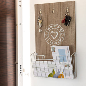 Tableau Organisateur Mural I Love My Home | leadershopping.fr