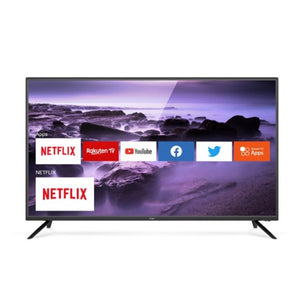 "TV intelligente Engel LE4082SM 40"" Full HD LED WiFi Noir"