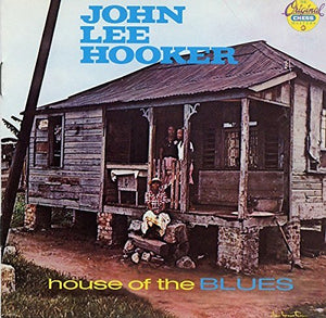 John Lee Hooker - House Of The Blues [LP] - Private Technology Group