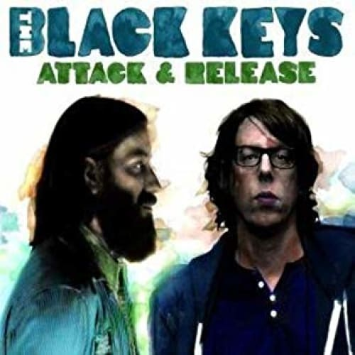 Black Keys, The - Attack & Release [LP+CD] - Private Technology Group