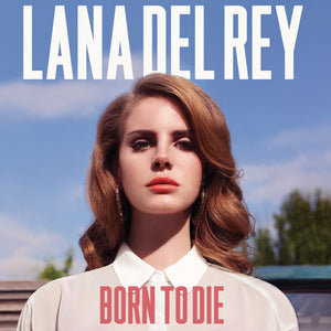 Lana Del Rey - Born To Die [LP] - Private Technology Group