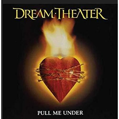 Dream Theater - Pull Me Under [12''] - Private Technology Group