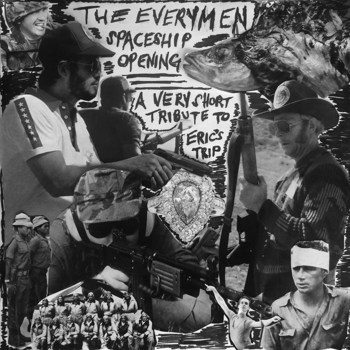 Everymen The - Spaceship Opening: A Very Short Tribute to