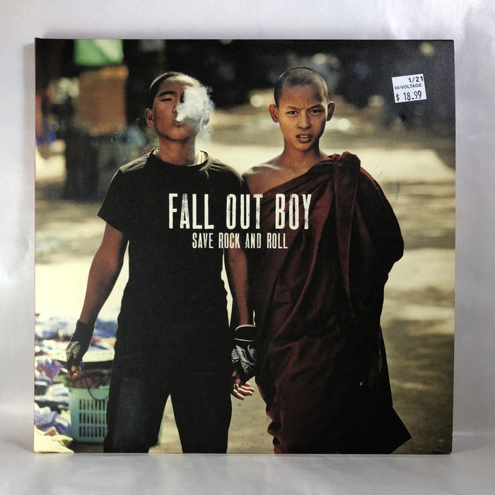 Fall Out Boy - Save Rock And Roll [2x10''] - Vinyl-LP