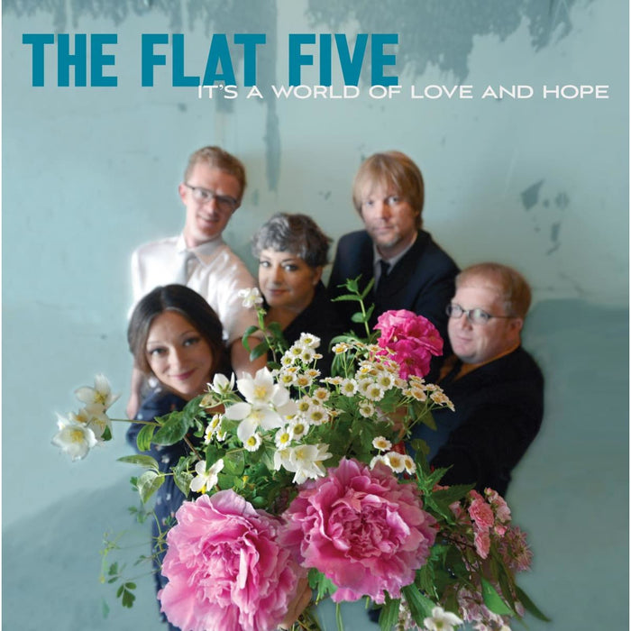 Flat Five - It's A World Of Love & Hope [LP] - Vinyl-LP