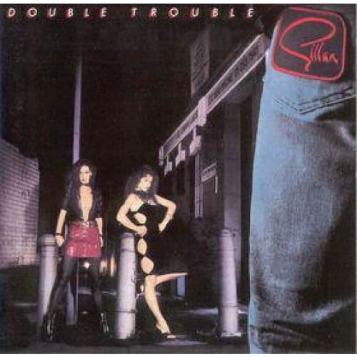 Gillan - Double Trouble [LP] - Vinyl-LP