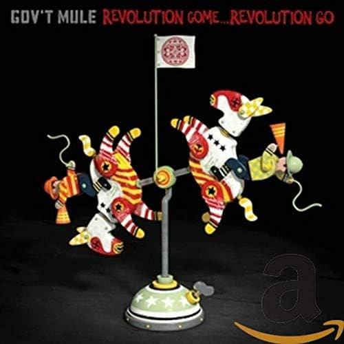 Gov't Mule - Revolution Come...Revolution Go [2LP] -