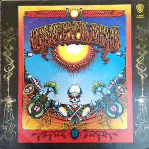 Grateful Dead - Aoxomoxoa [LP] - Grateful Dead Production - Private Technology Group